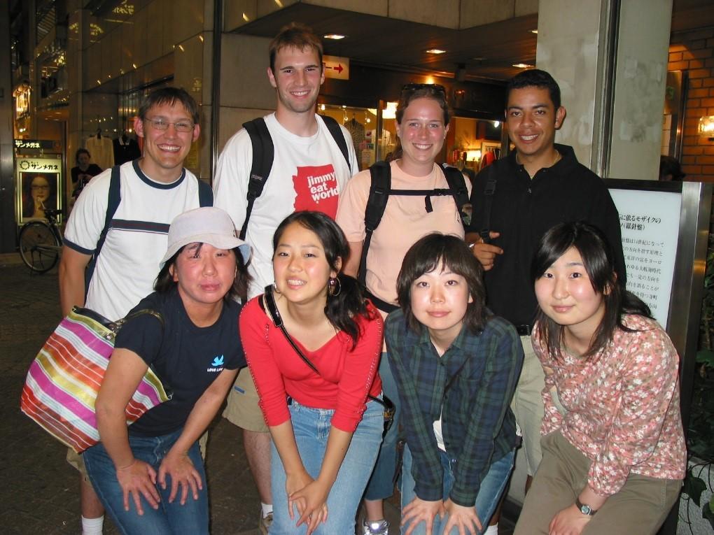 Du học SVIC - Thông tin việc làm từ bạn bè người quen tại Nhật