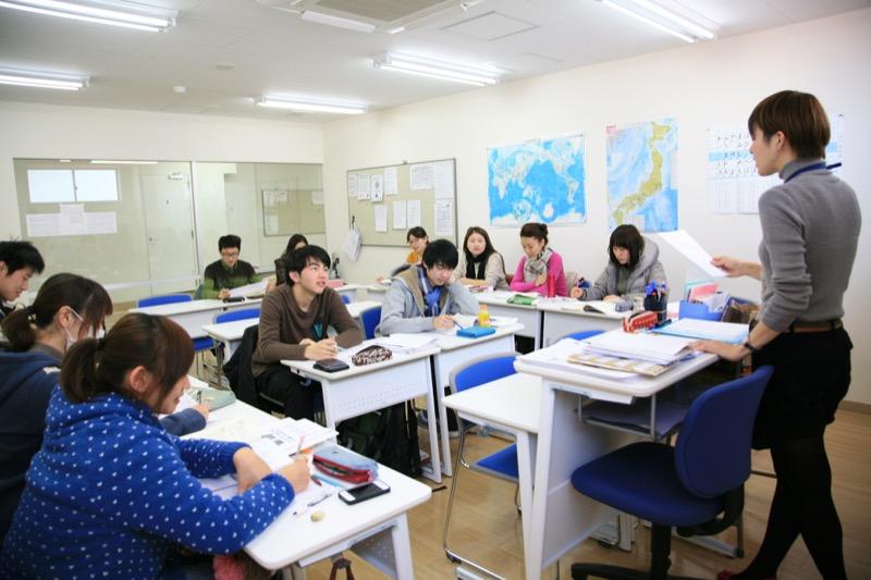 Du học Nhật Bản - Trường Akamonkai